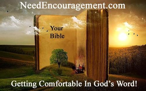 Personal Bible study!