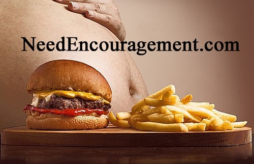 Overeating needs to stop for Americans!