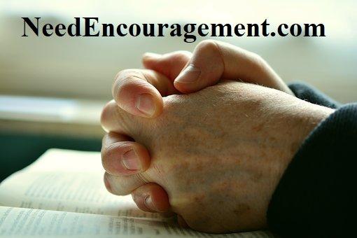 Faith in God!