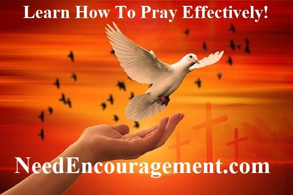 Pray in a way that works!