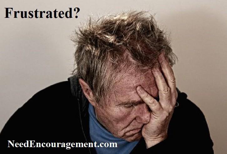 End your frustration!