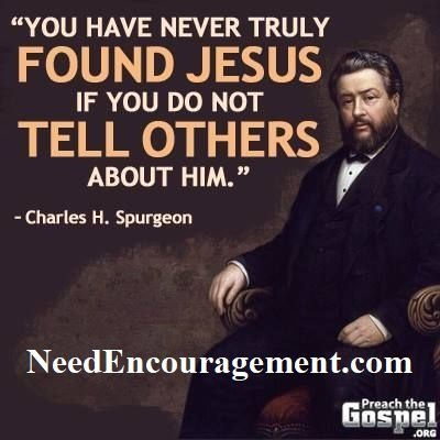 Pastor Charles Spurgeon the great British preacher!