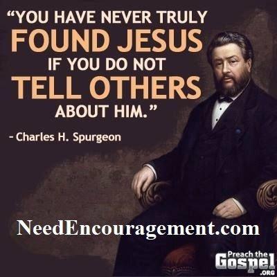 Pastor Charles Spurgeon the great British preacher!