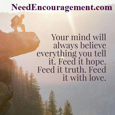 Feed your mind well!