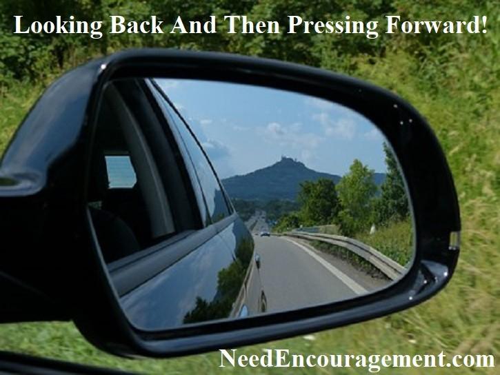 Pressing Forward!