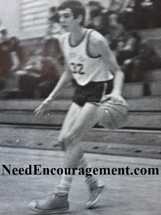 Bill Greguska - Basketball was my game!
