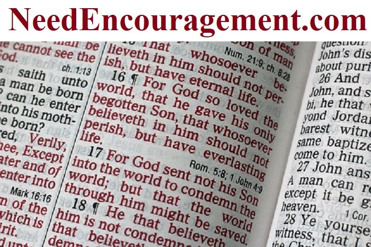 Encouraging scriptures!