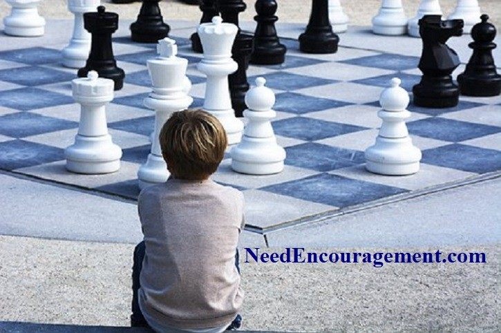 Be someone, be a chess player or better!