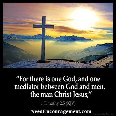 Jesus as God!