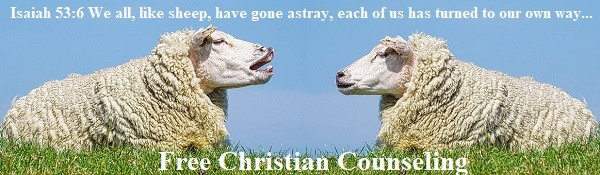 Free Christian counseling found here!