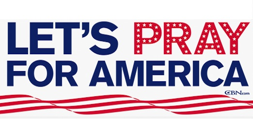 Let's Pray for America