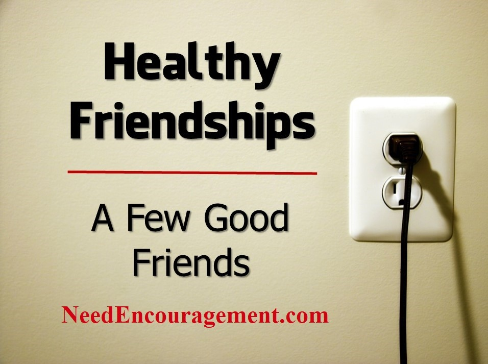 Healthy Freindships