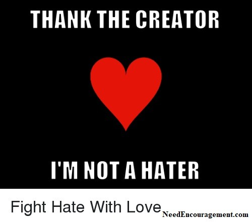 Lover or hater? Be honest with yourself.