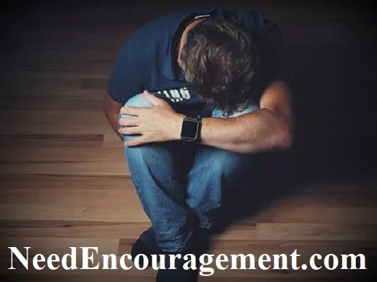 Discouragement can be overcome!