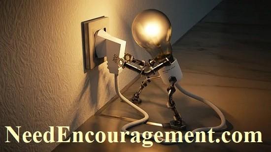 Importance of having encouragement ideas