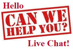 Live Chat Click Here!