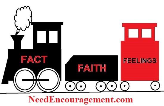Facts, faith and feelings!