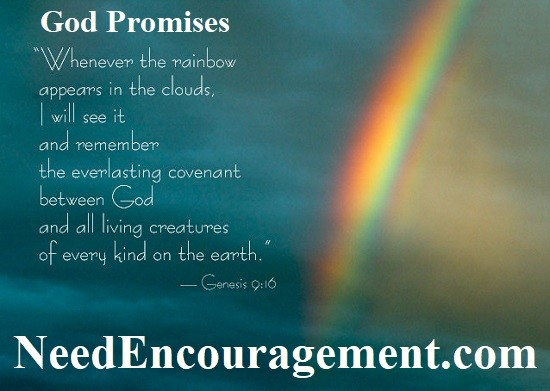 God promises will be kept