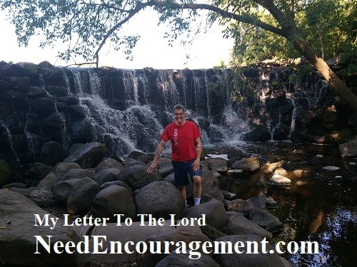 This is my letter to the Lord