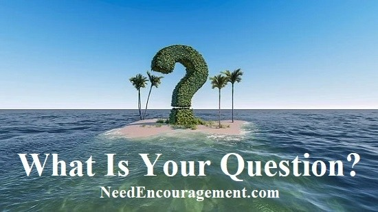 Question information for you!