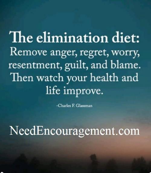 The Elimination Diet!
