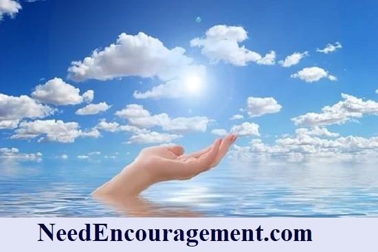 Encouragement information