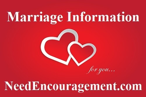 Learn more about your marriage