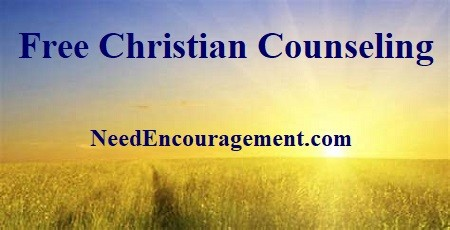 Free Christian Counseling found here