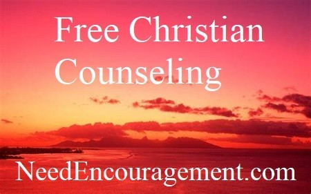 Free Christian Counseling Here!