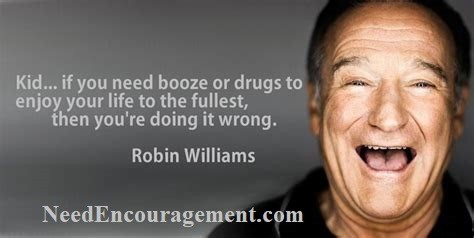 Alcohol and drugs are like poison