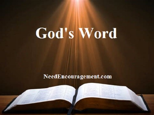 God's word will strengthen you!