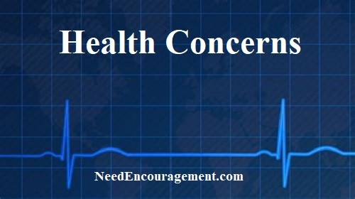 Different Health Concerns to be of help to you.